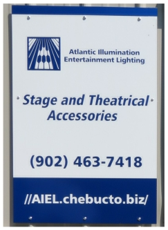 (Image: The Exterior AIEL Warehouse Sign